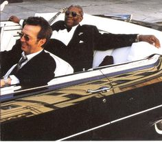 Clapton & BB King