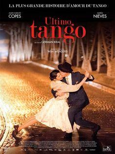 Ultimo Tango, film musical et magnifique de German Kral au Festival 2 Valenciennes