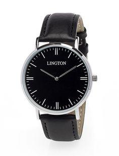 Lington ed2 Silver&Black | Lington
