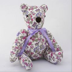 Liberty fabric | Bubs Bears