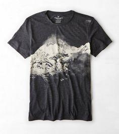 AEO Photo Real T-Shirt Camisa Criativa 4e71f1ff00b