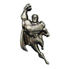 Diamond Select Toys Superman: The Animated Series: Figural Bottle Opener Superman The Animated Series, Diamond Comics, Man Of Steel, Truck Accessories, Animation Series, Dc Comics, Lion Sculpture, Batman, Statue