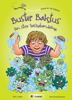 Buster Baktus - den store vaskehænderbog - Buster Baktus Princess Peach, Den, Store, Books, Fictional Characters, Libros, Larger, Book, Fantasy Characters