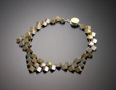 Hongsock Lee - Cube Necklace