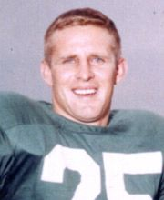 51e717a4298 Philadelphia Eagles - Tommy McDonald - Inducted to Pro Football Hall of  Fame in 1998 -