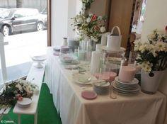 Decoration Buffet Decoration Buffet, Table Decorations, Table Settings, Alice, Home Decor, Wedding, Floral, Spring, Homemade Home Decor