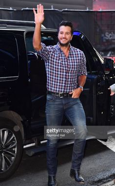 He's so perfect Country Men, Country Music, Country Style, Luke Bryan Funny, Luke Brian, George Strait, Cute Family, Man Alive, To My Future Husband