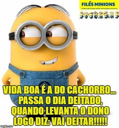 Humor Minion, Funny Quotes, Funny Memes, Funny Messages, Disney Memes, Love Pet, Haha, Words, Goku