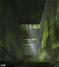 MZLoweRPP verified link on 7/1/2016 Source: Artist's page on ArtStation.com Artist: James Paick Artist's Title: The Maze Runner – Maze Ideation Color Sketch