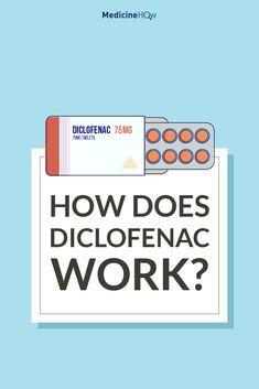How Does Diclofenac Work?