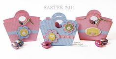 Mafer's Creations: EASTER BASKETS.