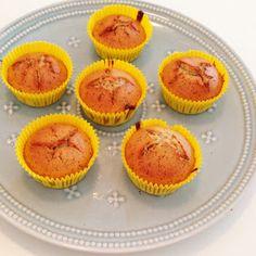 Healthy Living in Heels: Lemon & Poppy Seed Muffins