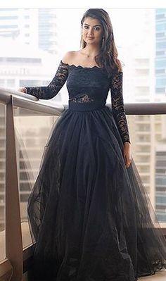 Floral dress Prom Dresses Lace Sleeves e86912680de4