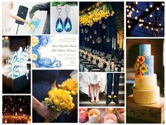 Starry Night Wedding Inspiration. Probably would never realistically do this but it is SO COOL