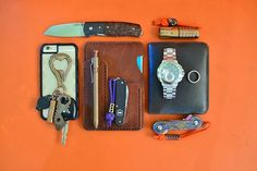 This has been my EDC dump lately. I'm pretty much late to the game unlike most people here but it doesn't stop me from improving my carry as I discover new ones along the way. Thanks for letting me share my picture here!
