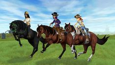 Star Stable is a horse game online filled with adventures. Ride and take care of your own horses and explore the exciting island of Jorvik. Try the game for free! Star Stable Horses, Horse Star, Pretty Horses, Beautiful Horses, Horse Riding Gear, Different Horse Breeds, Horse Games, Horse Videos, Horse Stables