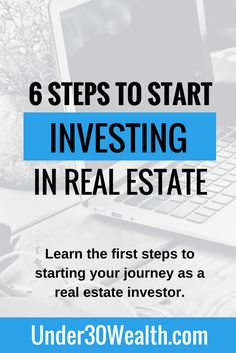 Learn how to get started as a newbie in real estate investing. 6 steps to teach you how to set goals, pick your investment strategy, build your support team, and start finding investment properties to analyze and purchase. Click to read
