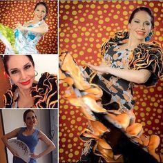 Ahora es el momento de hacer las cosas que te hacen feliz. Bailaora de la Academia de Arte Flamenco La Giralda, sede Maturín, estado Monagas. Bailaora: @lebm2006 #VolantesAlAire #laGiraldaFlamenco #flamencoMaturin #Flamenkko #condoblekyolé
