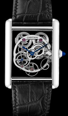 Tank_Louis_Cartier.png (425×723)  Why do men get the coolest watches?