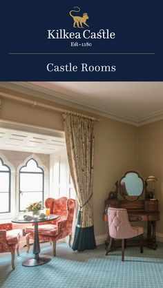 Sleep like a King or Queen in our elegant and spacious Castle Rooms. Castle Hotels In Ireland, Castles In Ireland, Castle Rooms, Castle Bedroom, Lodge Bedroom, Why Book, Oak Grove, Fairytale Weddings, Soft Blankets