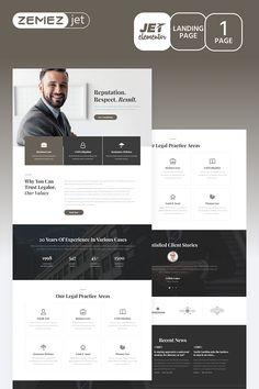 12e5e2aa480 Juristos - Lawyer Jet Elementor Template  70152. Lawyer WebsiteCustom Website  DesignWebsite DesignsWeb ...