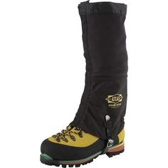 The Atlas Mountain Snowshoe Gaiter provides protection and warmth in deep snow. Us Man, Atlas Mountains, Rubber Rain Boots, Hiking Boots, The North Face, Unisex, Hoodies, Snowshoe, Sports