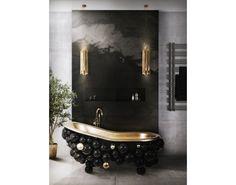 Newton Bathtub from Maison Valentina   Luxury Bathrooms