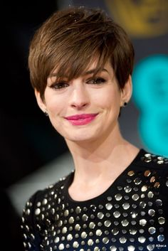 Anne Hathaway's Hair   Anne Hathaway   Hair