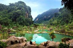 The Banjaran Hot Springs Resort -- Malaysia
