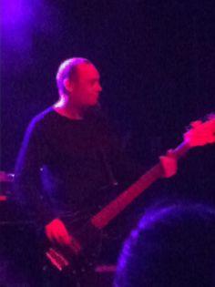 Steve Edmondson on Bass