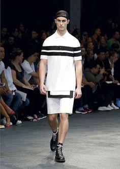Givenchy - Men-Spring Summer 2015 - Show collection