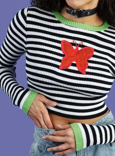 Kiko Mizuhara sweater