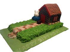 Miffy Cake  Like us on Facebook @ www.facebook.com/Meli.Ann.Designs