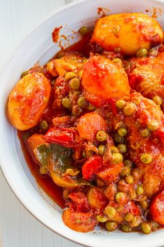 Chicken Afritada Recipe Chicken, Leveon Bell and Tomatoes