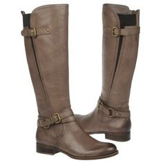 Naturalizer Women's Juletta Boot - Wide Calf Boot, Leather, & in large shoe sizes...YAY!