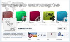 wwweb concepts on Facebook