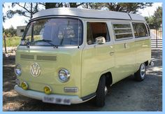 foglights on vw baywindow campervan - Google Search