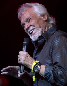 "Tuesday August 21st 2012  --  HAPPY 74th BIRTHDAY To Kenneth Donald ""Kenny"" Rogers"