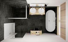 Afbeeldingsresultaat voor badkamer met los bad