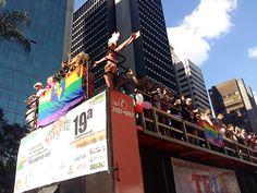 Acontece no domingo, 29 de maio, a 20º Parada do Orgulho LGBT na famosa avenida Paulista em São Paulo. A Parada Gay (para os íntimos) completará 20 anos e