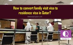 How to convert family visit visa to residence visa in Qatar? Education Certificate, Work Visa, How To Apply, Lettering, Drawing Letters, Letters, Character, Texting, Calligraphy