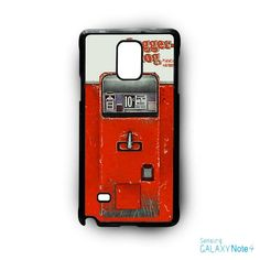 Juggernog machine AR for Samsung Galaxy Note 2/3/4/5/Edge phonecase