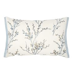 Pussy Willow Cushion - Laura Ashley