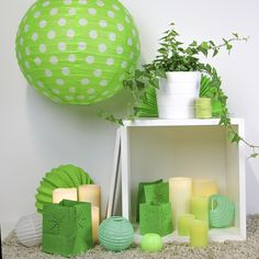 #greenery #couleurdelannee #deco #boulejaponaise #maya #bougieled Greenery, Maya, Led, Home Decor, Color Of The Year, Candle, Homemade Home Decor, Decoration Home, Room Decor