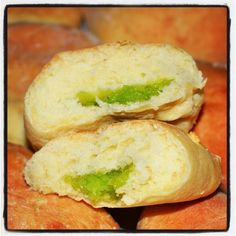 Hmong Long Cheng Bread Recipe (Annie Vang), dough made with evaporated milk and condensed milk