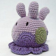 Goomy Crochet Pattern COST