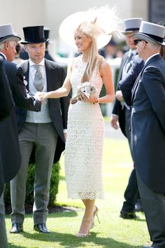 All Of The Looks And Hats From The 2015 Royal Ascot | Fashion News | Grazia Daily