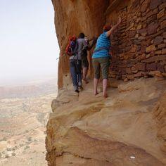 A poucos passos do céu nas montanhas do Tigray #Etiopia  #viagem