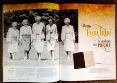 The Deans' Bible featured in the November/December 2014 issue of Purdue Alumnus magazine.