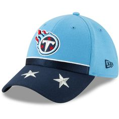 detailing 34deb d600b Tennessee Titans New Era 2019 NFL Draft On-Stage Official 39THIRTY Flex Hat  – Light Blue, Your Price   31.99